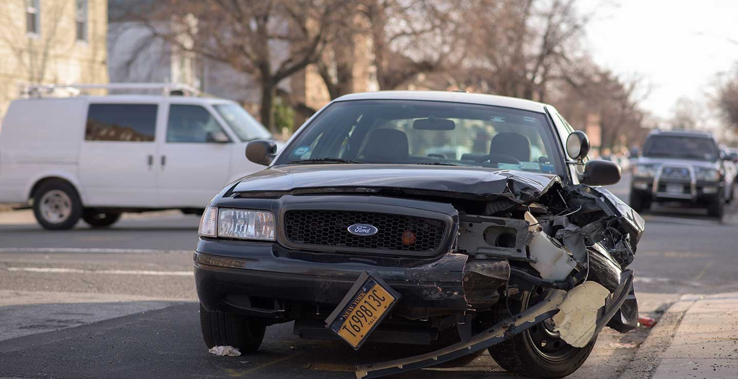 Car Accident Police Report Lawyer