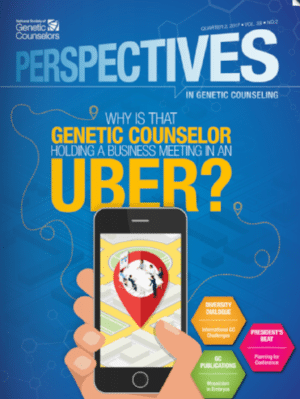 NSGC Magazine Features Article by Ellen Matloff