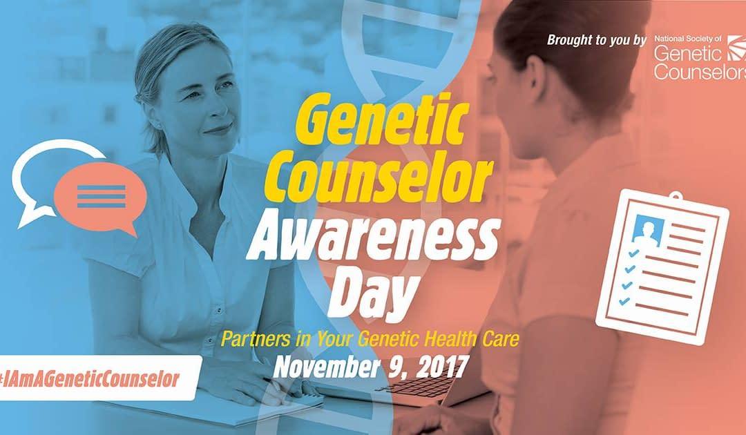 Matloff Chosen to Launch First Genetic Counselor Awareness Day