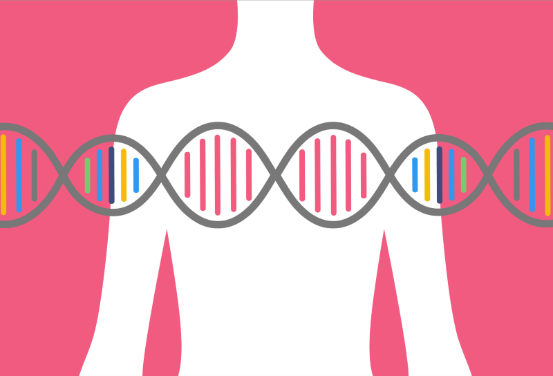 Genetic Testing Challenges in Oncology: Woman Without High Breast Cancer Risk Recommended Surgery