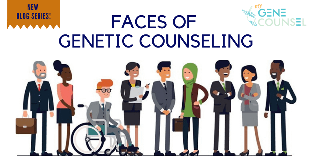 Faces of Genetic Counseling: Hallie Andrew