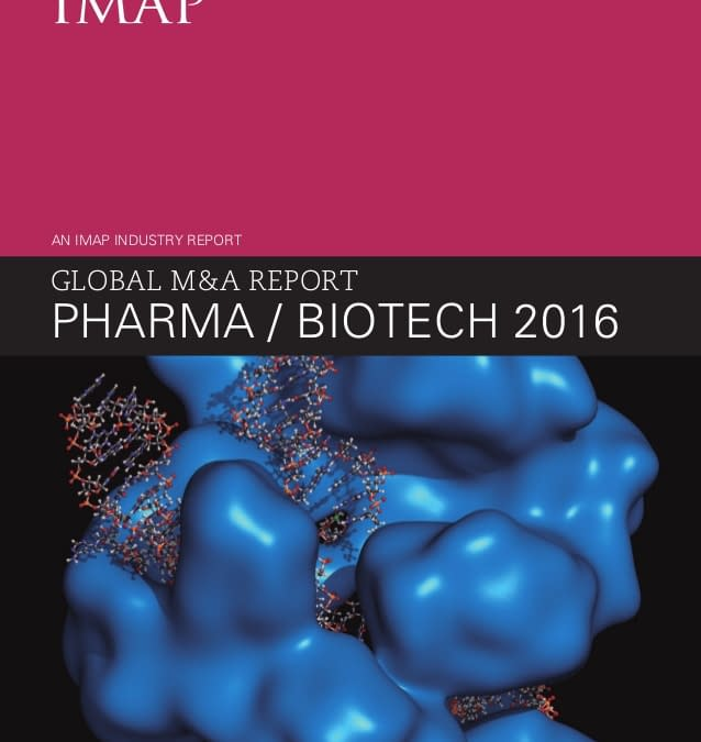 My Gene Counsel Quoted in 2016 IMAP Global Pharma/Biotech Report