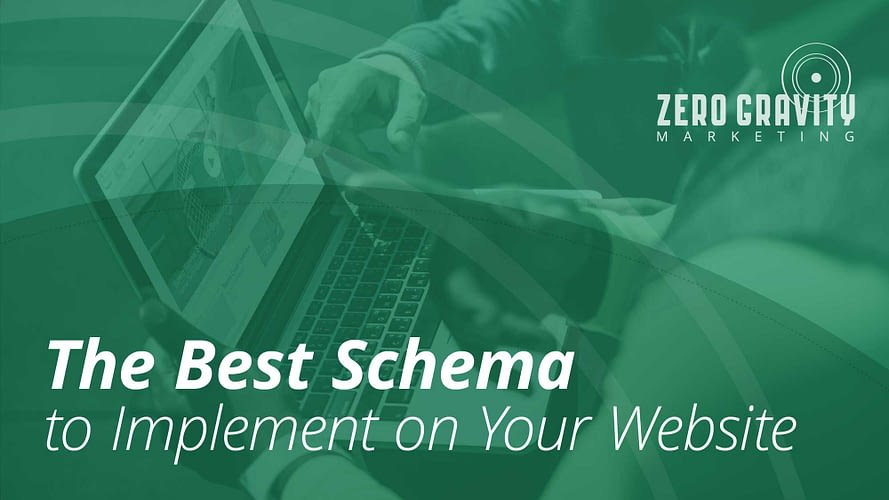 The Best Schema to Implement on Your Website