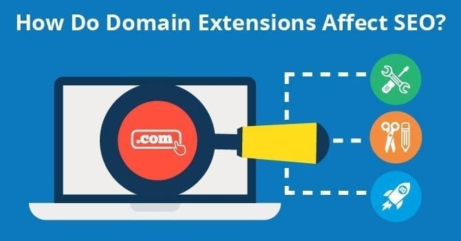 How Do Domain Extensions Affect SEO?