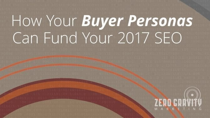 How buyer personas fund you