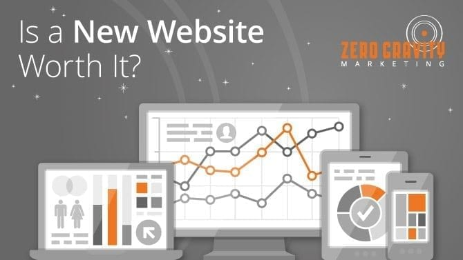 is a website redesign worth it?