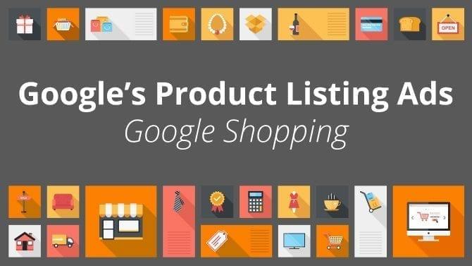 product listing ads google