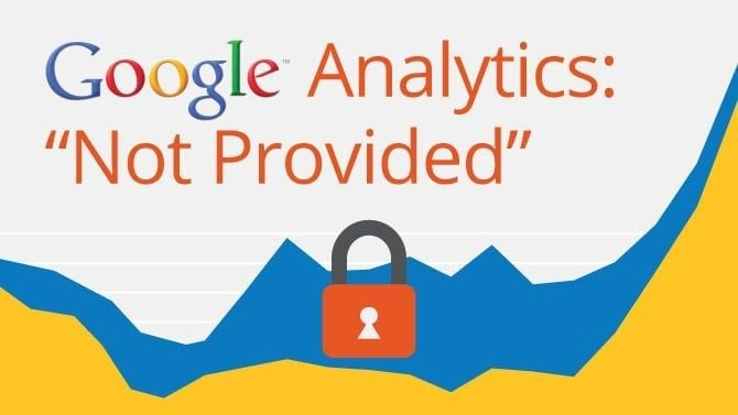 google analytics not provided