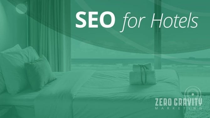 seo for hotels
