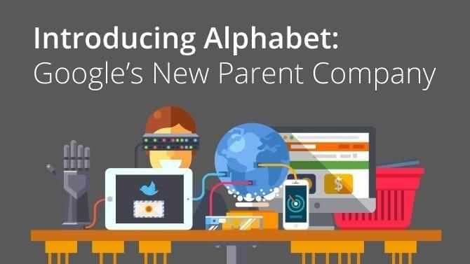 google's new parent company alphabet explained