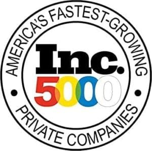Inc 5000 Fastest Growing Company 2019 E1570467339889