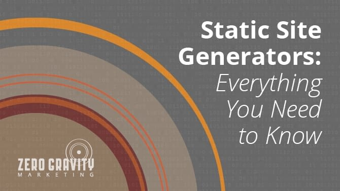 Static Site Generators: Everything You Need to Know