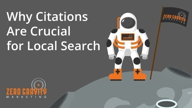 citations are crucial for local search