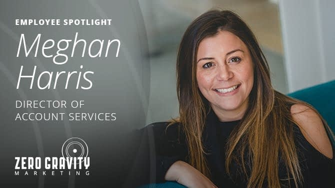 Meghan Harris, Director of Account Services