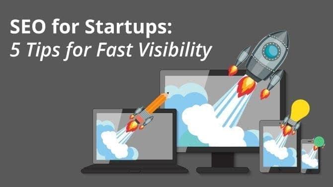 seo for startups