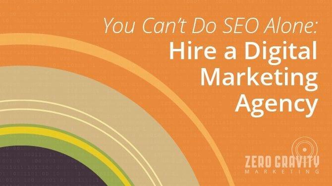 Hire a Digital Marketing Agency