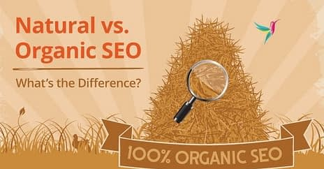 Natural Vs. Organic SEO: What's the Difference?