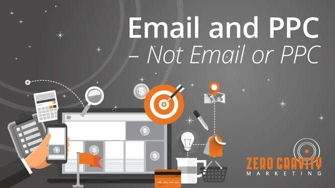 email and ppc together