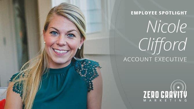 Employee Spotlight - Nicole Clifford, Account Executive