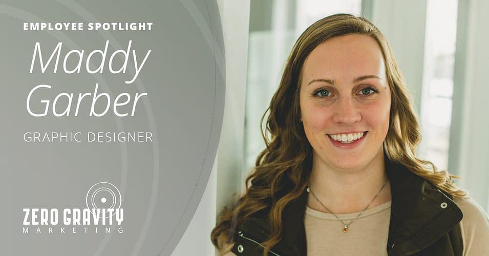 Maddy Garber, Graphic Designer