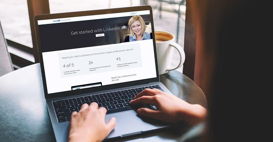 Top Three Benefits of Advertising on LinkedIn