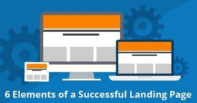 Successful PPC Landing Page
