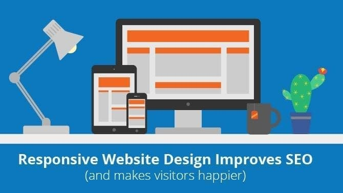 Responsive Website Design Improves SEO