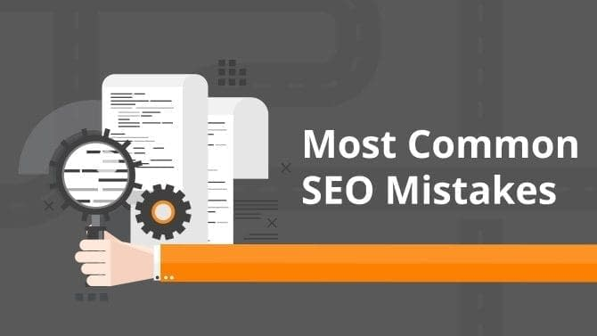 Most Common SEO Mistakes for 2015