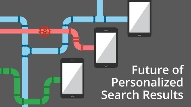 Future of Personalized Search Results