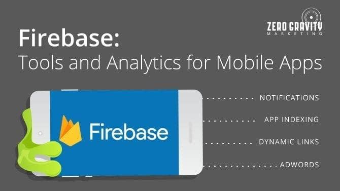 Firebase: analytics for mobile apps