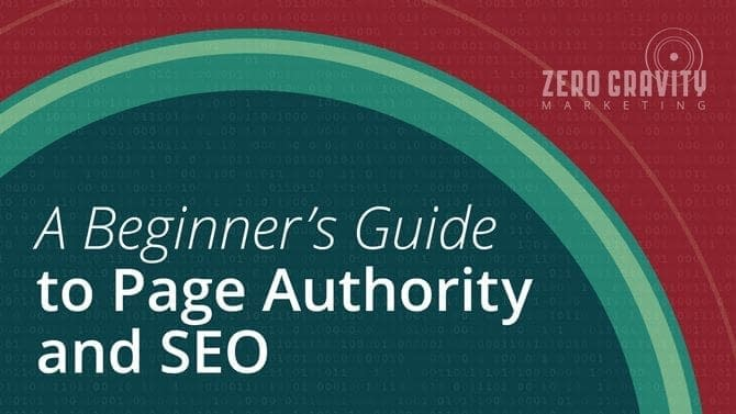 seo and page authority