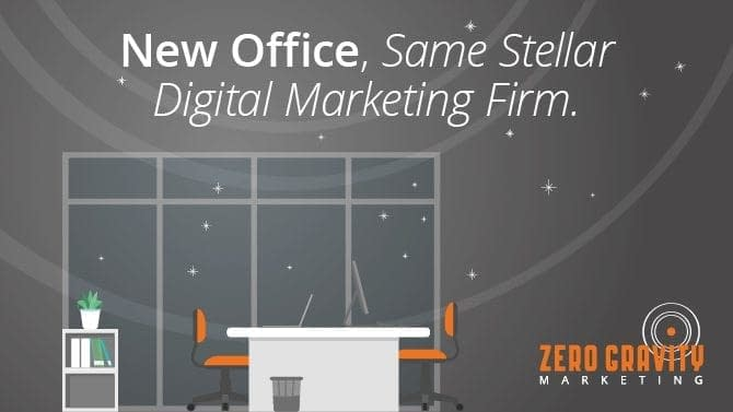 New Office. Same Stellar Digital Marketing Firm.