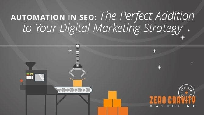 automation in seo