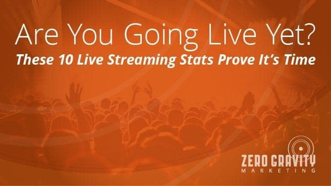 10 Live Streaming Stats