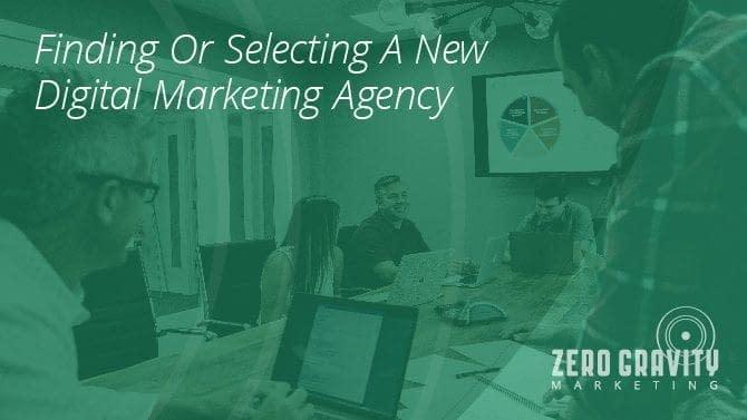 find a digital marketing agency