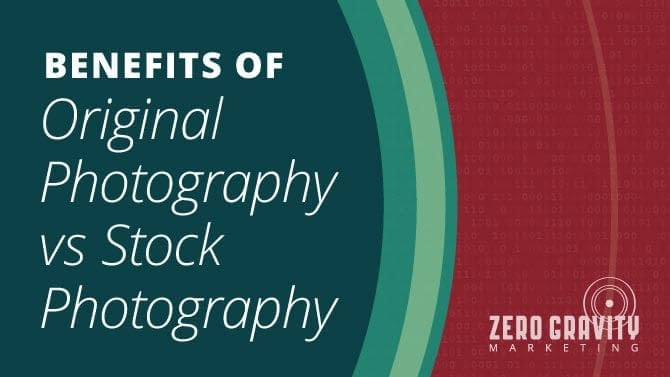 Benefits of Original Photography Vs. Stock Photography