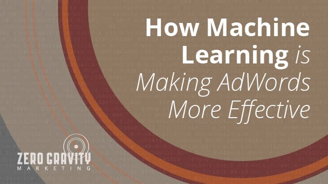 How Machine Learning is Making AdWords More Effective