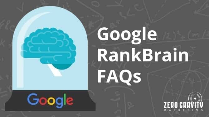 google rank brain faq