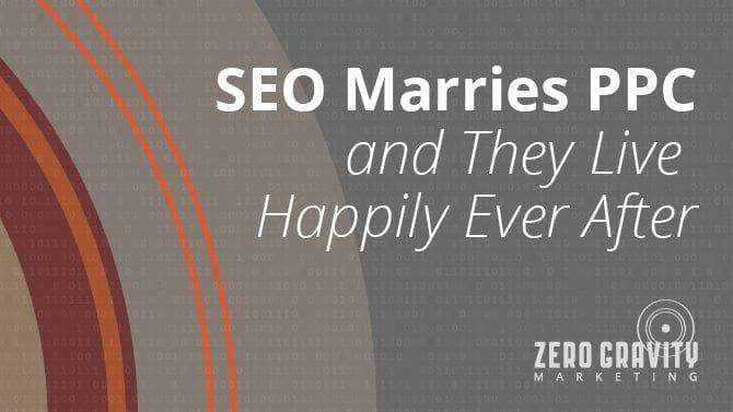 SEO Marries PPC