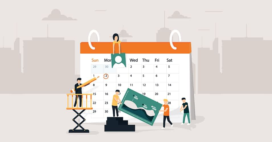 Developing A Marketing Calendar